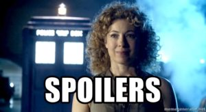 River Song Spoilers
